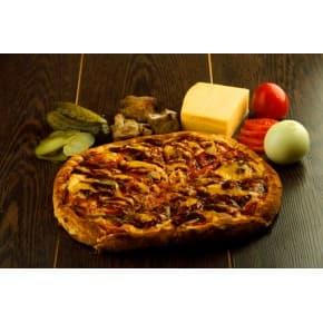 Пицца с «Дымком»