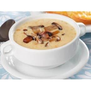 Суп с «Сыром и грибами»