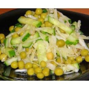 Салат «Зелёный»