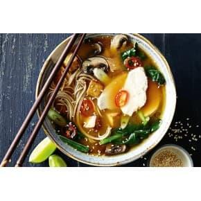 Сет «Золотая осень» с супом