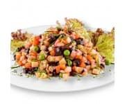Салат «Винегрет Классический» с фасолью