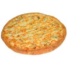Пицца «Чилийский лосось»