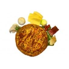 Пицца «Мясное ассорти»