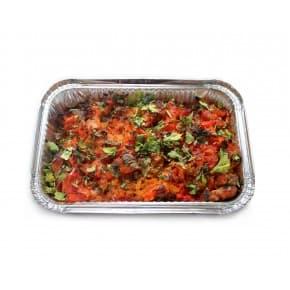 Капуста с мясом «По-купечески» в горшочке