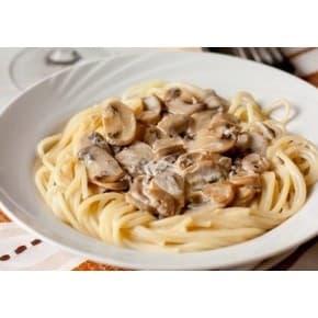 Спагетти «Сытно-сырные»