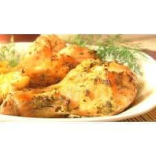 Курица «Карри» с овощами, макароны отварные