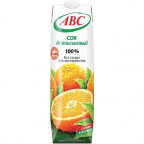 ABC Апельсиновый 1 л