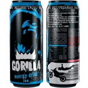 Энергетик Gorilla 0.5