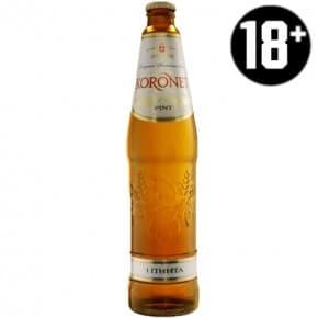 Пиво «Koronet Stout» светлое 0.5