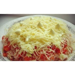 Салат «Вкуснятина по-итальянски»